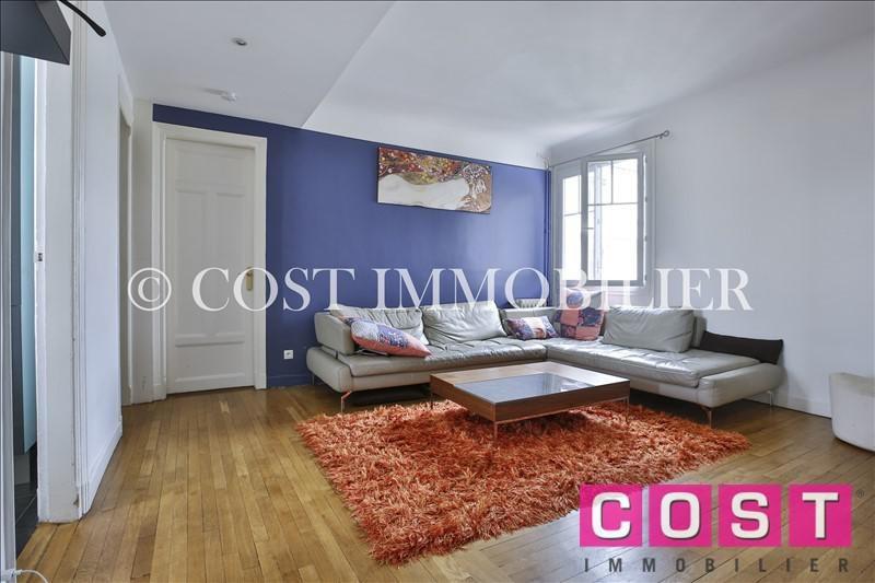 Venta  apartamento Courbevoie 525000€ - Fotografía 1