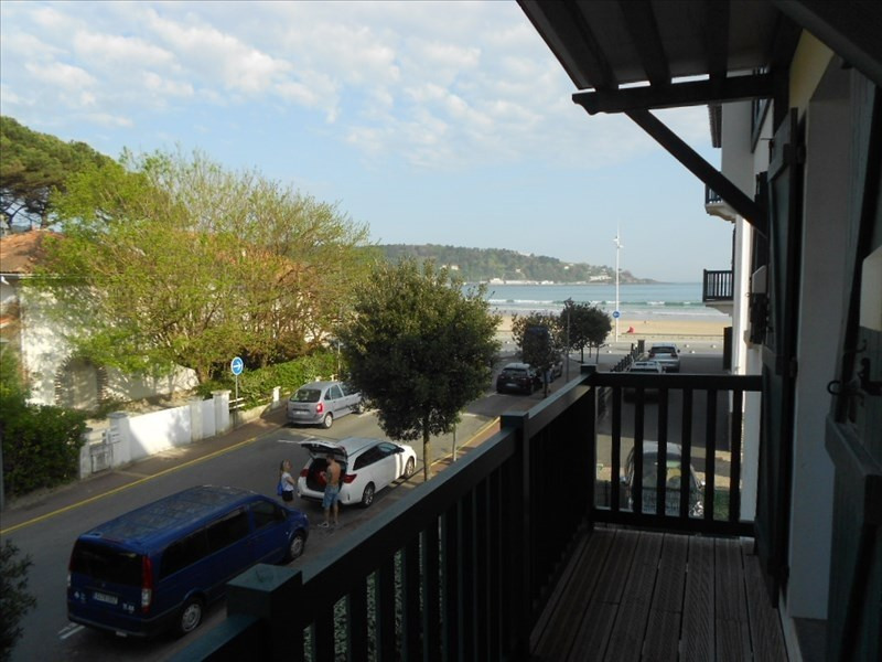Rental apartment Hendaye 514€ CC - Picture 1