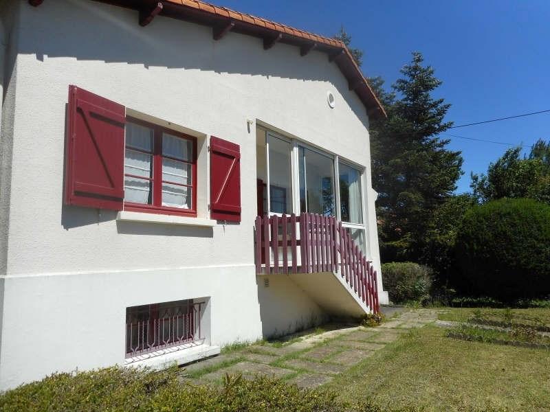 Vente maison / villa St palais sur mer 472500€ - Photo 1