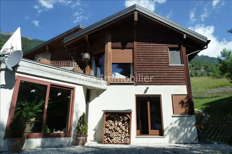 Deluxe sale house / villa Finhaut vs 1 300 000€ - Picture 5