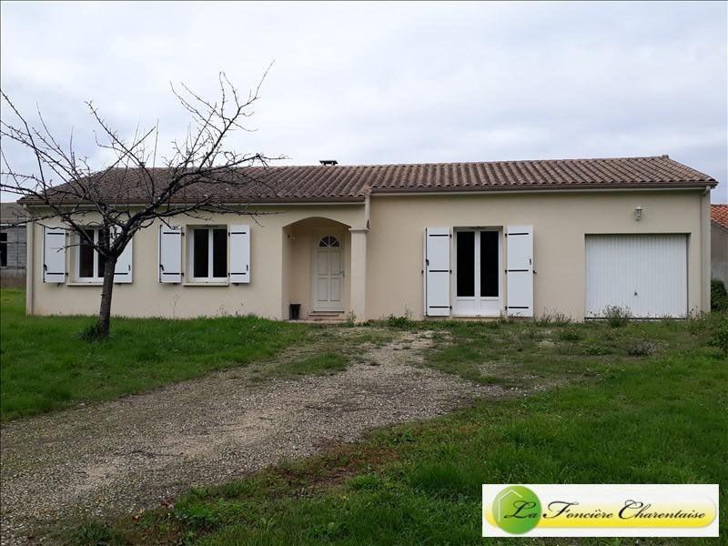 Location maison / villa Brie 650€ CC - Photo 1