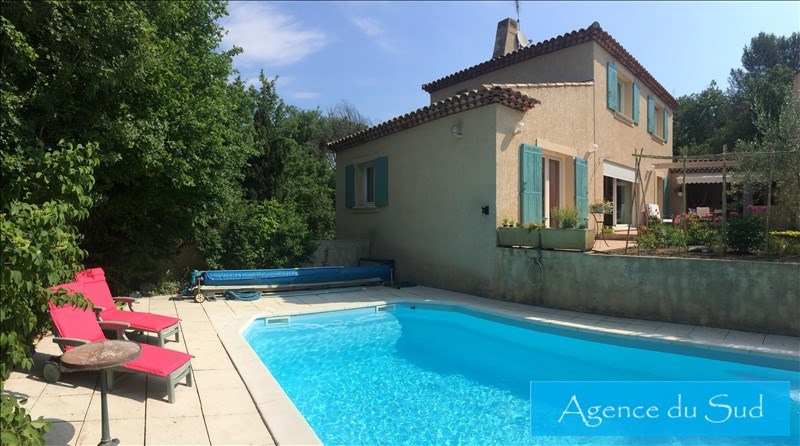 Vente maison / villa Fuveau 545000€ - Photo 1