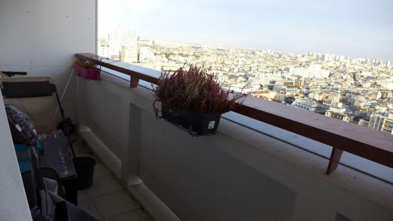 Verkoop  appartement Paris 15ème 598500€ - Foto 7