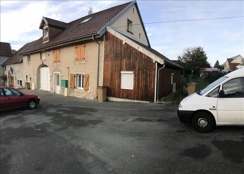 Verkoop  flatgebouwen Abbevillers 263000€ - Foto 4