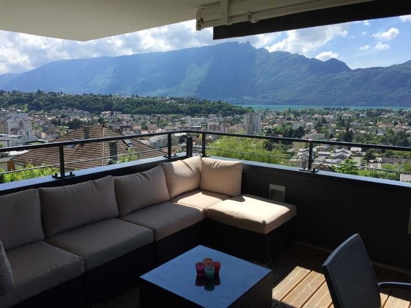 Deluxe sale apartment Aix les bains 795000€ - Picture 1