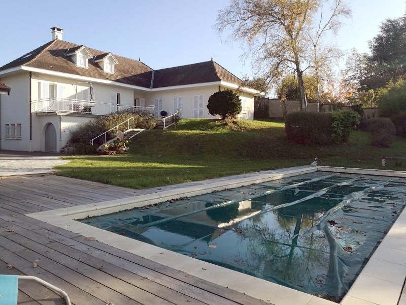 Location maison / villa Fleurieu sur saone 2562€cc - Photo 5