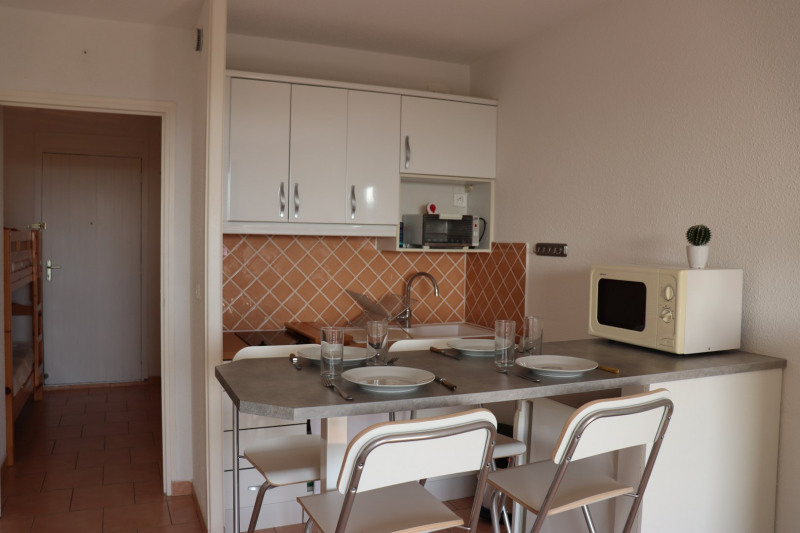 Vacation rental apartment Cavalaire 350€ - Picture 9