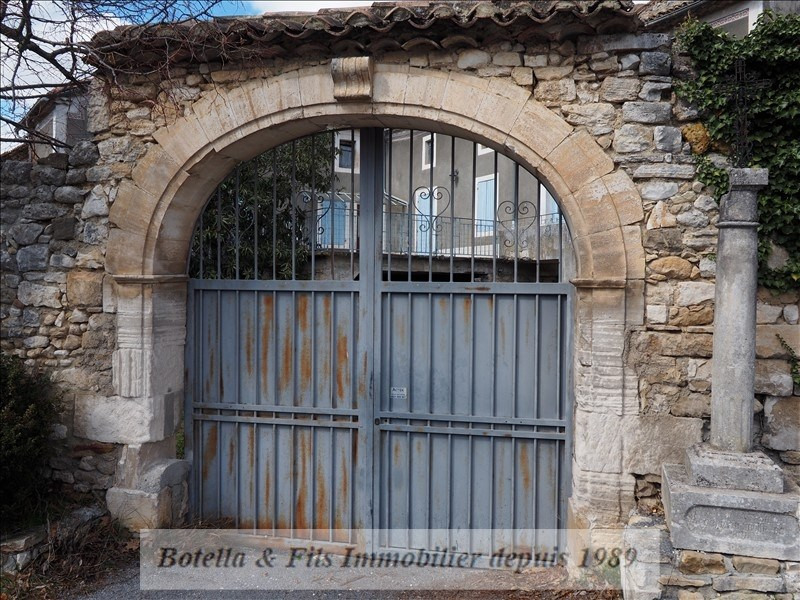 Vente maison / villa Goudargues 266000€ - Photo 9