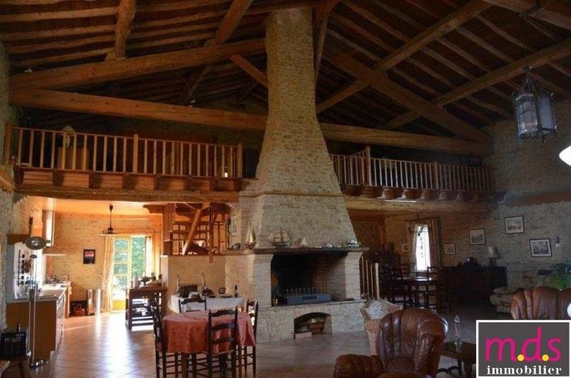 Vente de prestige maison / villa Villefranche de lauragais 439000€ - Photo 14