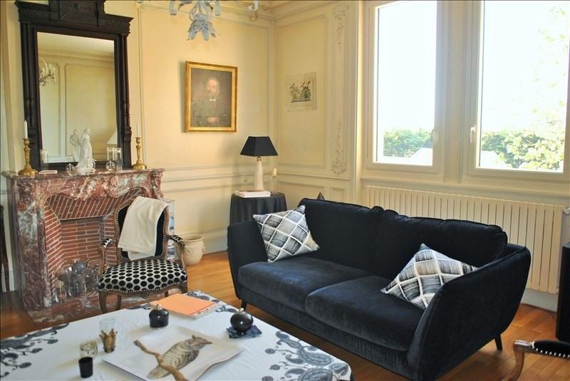 Vente de prestige maison / villa Briennon 490000€ - Photo 7