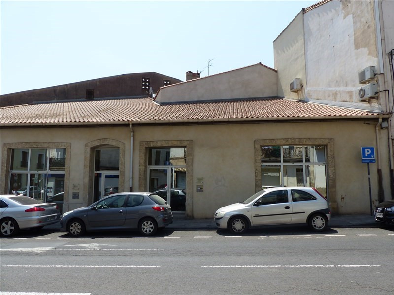 Vente local commercial Beziers 127000€ - Photo 1