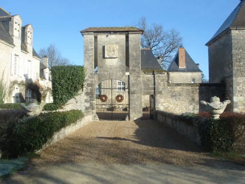 Revenda residencial de prestígio castelo Semblancay 3300000€ - Fotografia 10