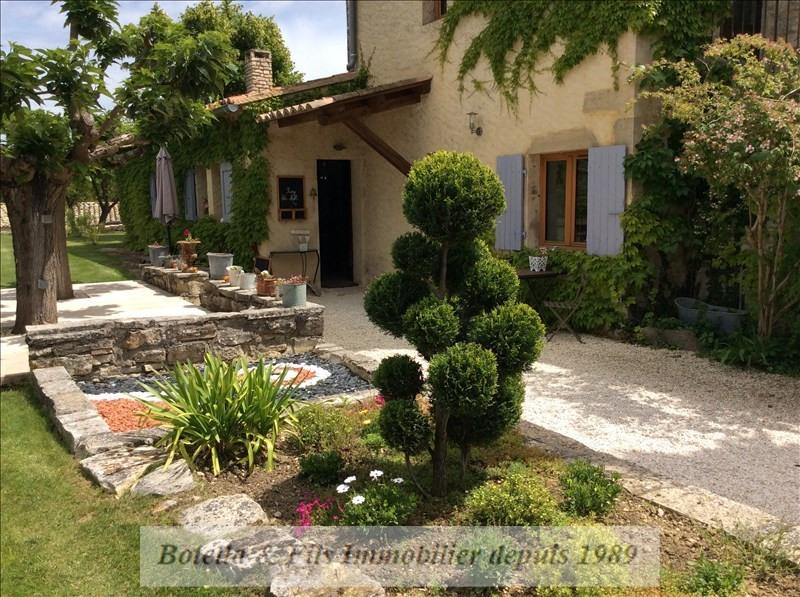 Vente de prestige maison / villa Barjac 789000€ - Photo 8