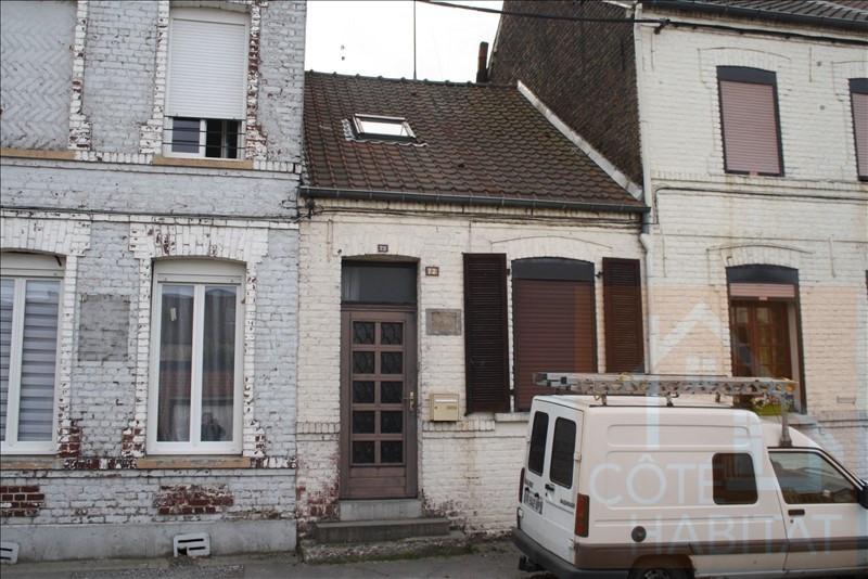 Sale house / villa Valenciennes 96000€ - Picture 1
