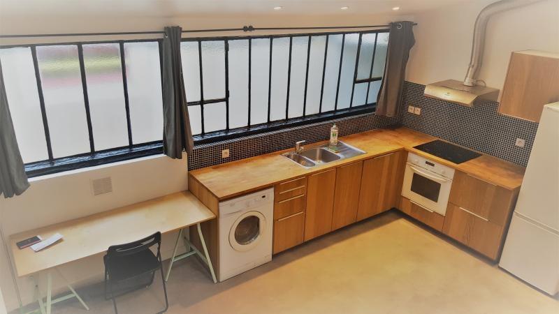 Vente appartement Paris 10ème 250000€ - Photo 2