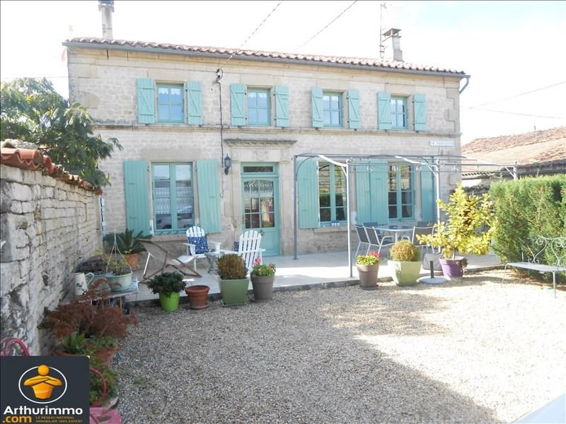 Sale house / villa Aulnay 210000€ - Picture 1