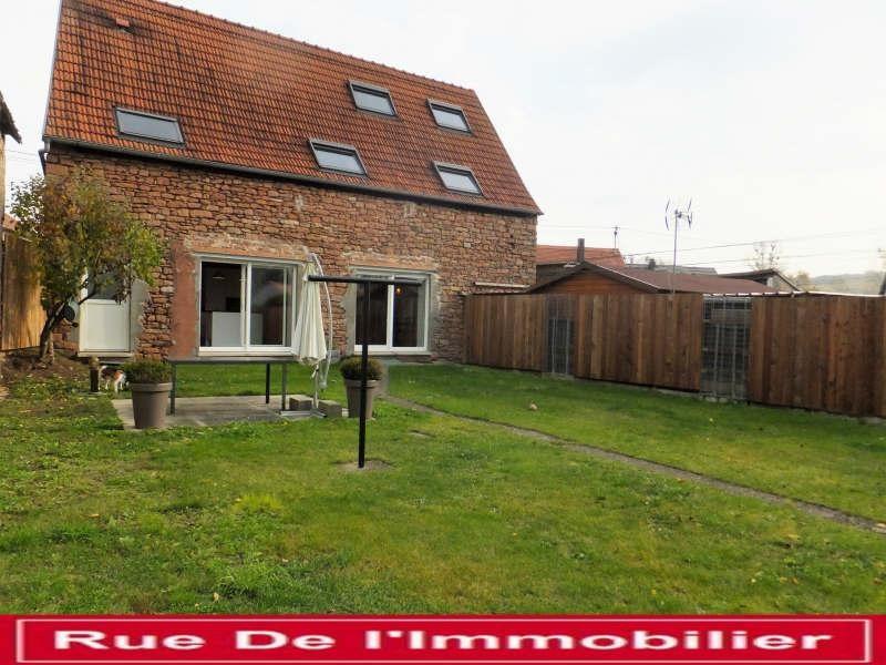 Vente maison / villa Gumbrechtshoffen 250000€ - Photo 1