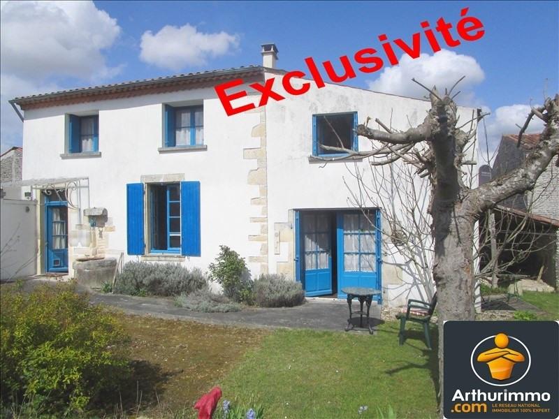 Sale house / villa Matha 105300€ - Picture 1