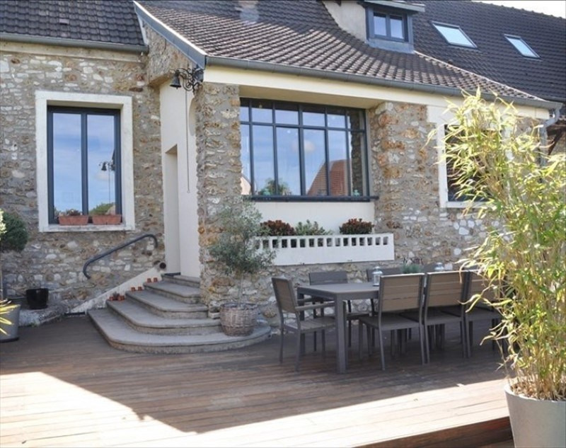 Vente maison / villa Crespieres 640 000€ - Photo 1