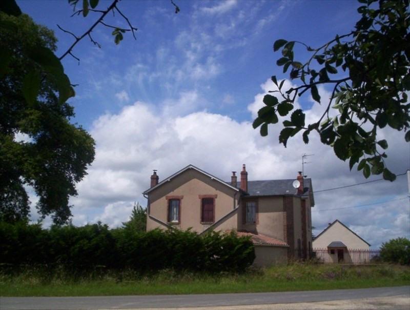 Vente maison / villa Henrichemont 180000€ - Photo 1