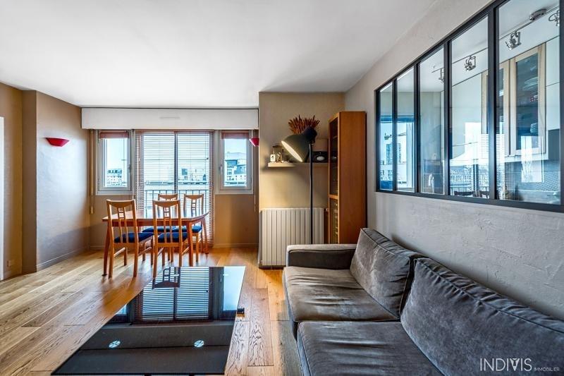 Rental apartment Puteaux 1200€ CC - Picture 2