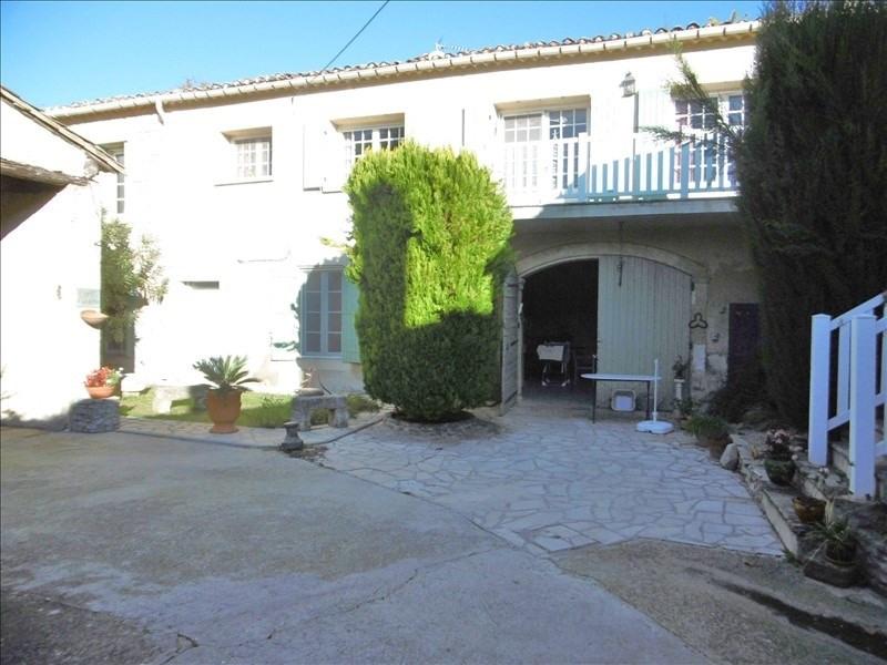 Vente maison / villa Aimargues 295000€ - Photo 1