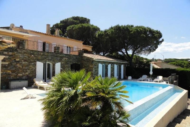 Deluxe sale house / villa Ste maxime 1750000€ - Picture 2