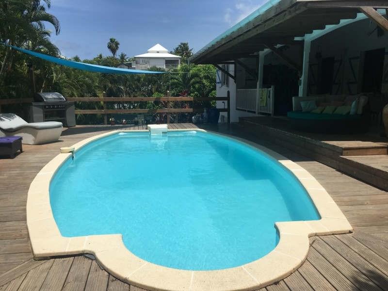 Sale house / villa St francois 438700€ - Picture 2