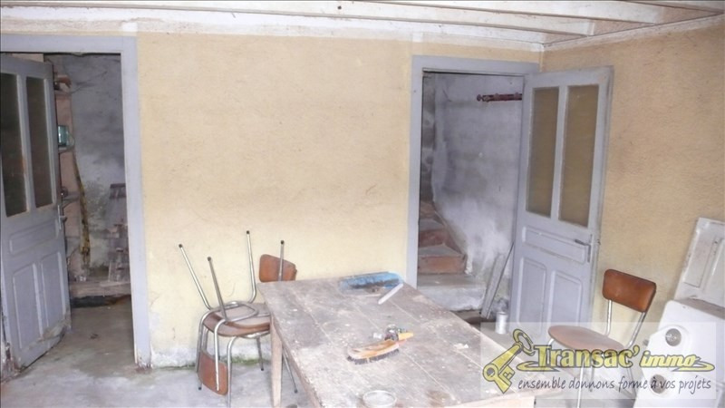 Sale house / villa Courpiere 44 000€ - Picture 4