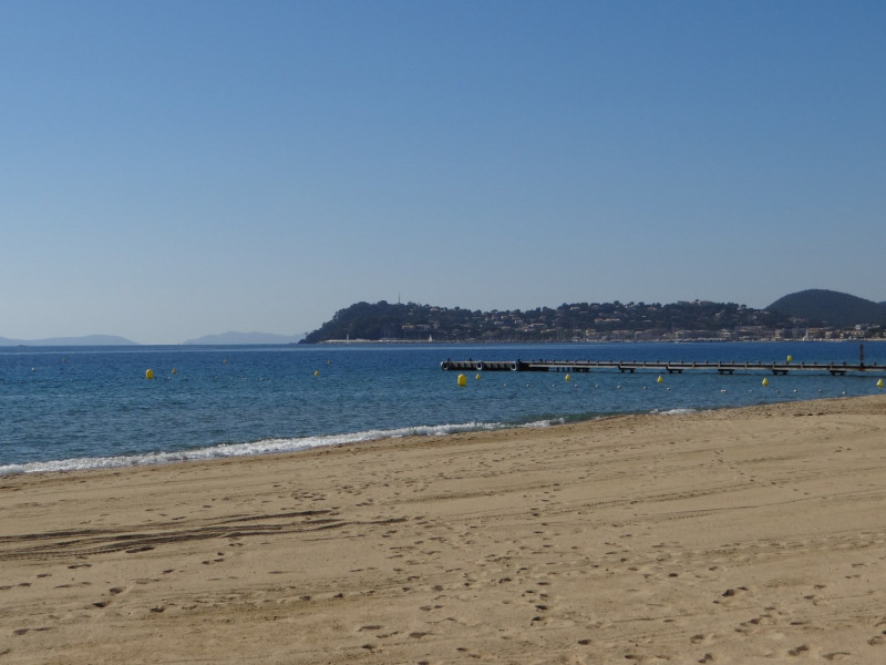 Vacation rental house / villa Cavalaire sur mer 1000€ - Picture 33