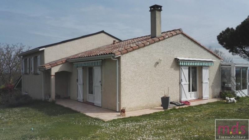 Vente maison / villa Verfeil secteur 345000€ - Photo 8