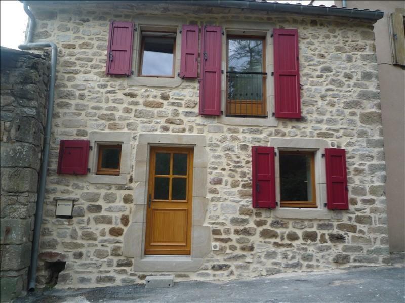Location maison / villa Fozieres 630€ CC - Photo 1