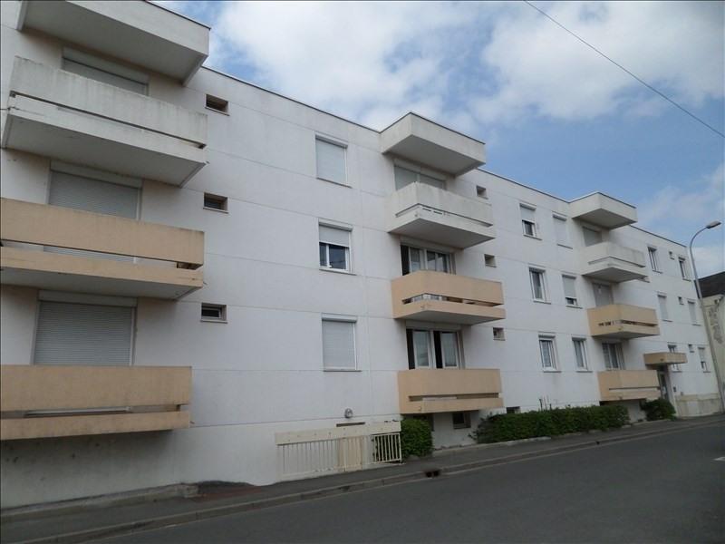 Vente appartement Cosne cours sur loire 49000€ - Photo 1