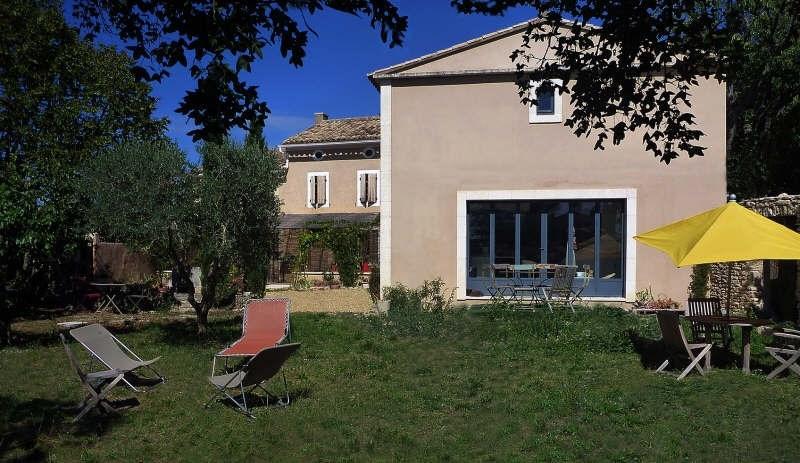 Vente de prestige maison / villa Gordes 795000€ - Photo 1