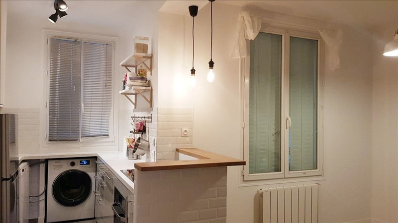 Rental apartment Clamart 1200€ CC - Picture 8