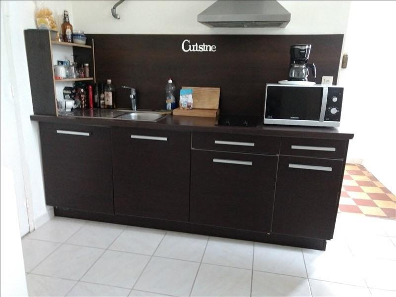 Rental apartment Le golfe juan 500€ CC - Picture 1