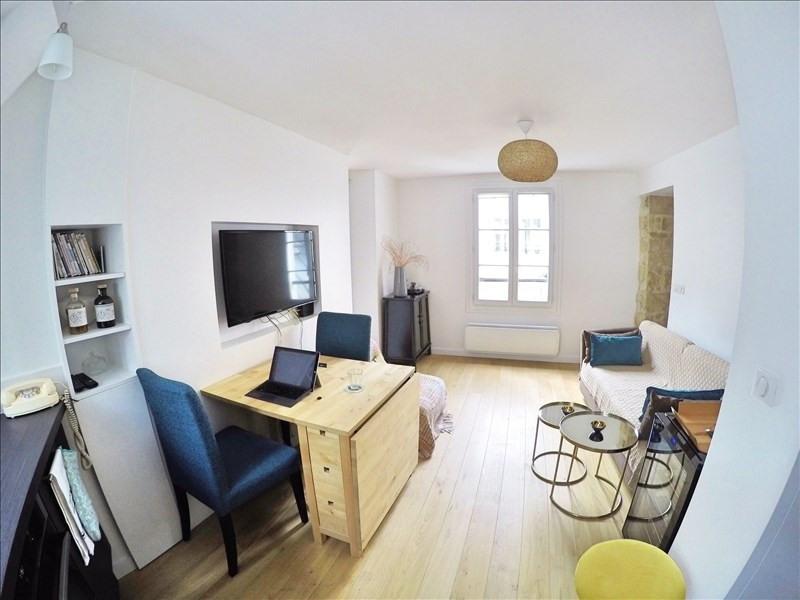 Sale apartment Paris 3ème 620000€ - Picture 4