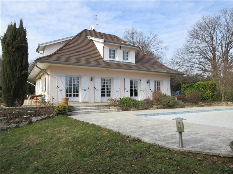 Vente maison / villa Voiron 549 000€ - Photo 1
