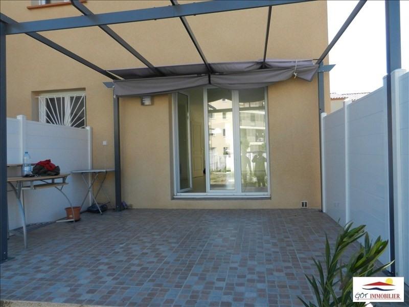 Verhuren  huis Saint laurent de la salanq 875€ CC - Foto 2
