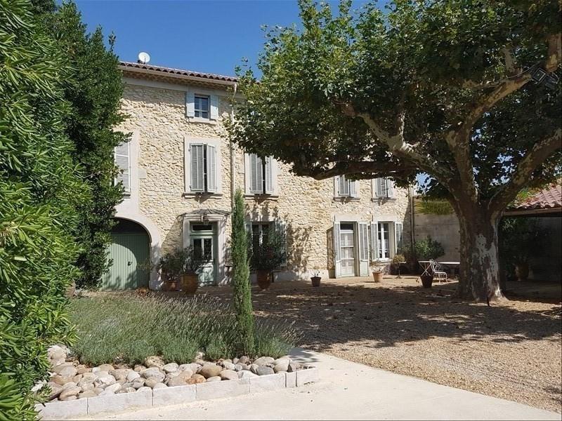 Revenda residencial de prestígio casa Vedene 791250€ - Fotografia 1