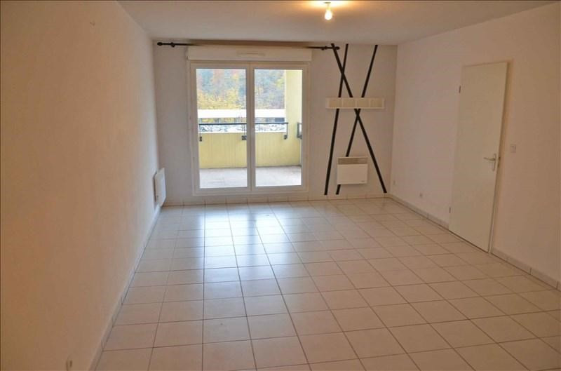 Rental apartment Bellegarde sur valserine 691€ CC - Picture 2
