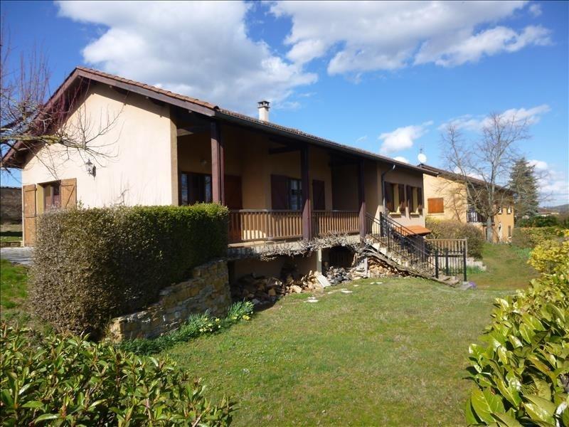 Vente maison / villa St romain de popey 275000€ - Photo 9
