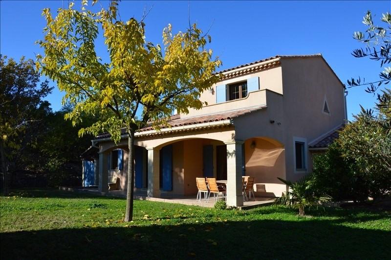 Sale house / villa Malemort du comtat 445000€ - Picture 9