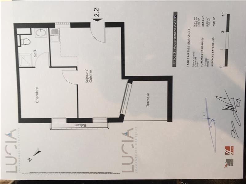 Alquiler  apartamento Marseille 4ème 610€ CC - Fotografía 3