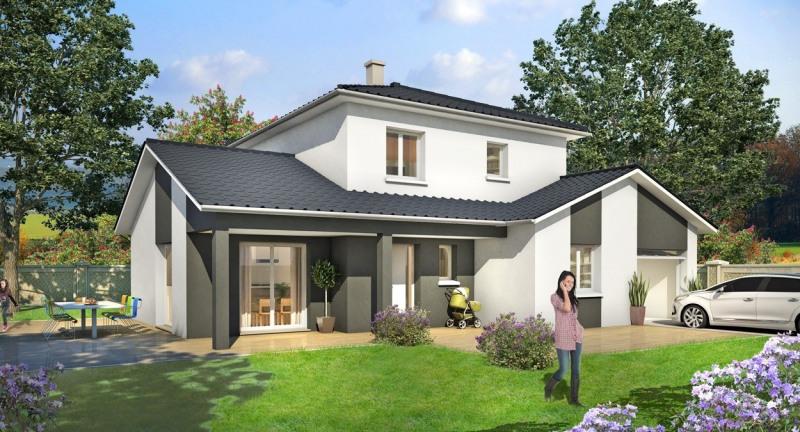 Maison  6 pièces + Terrain Leynes par Maison d'en France