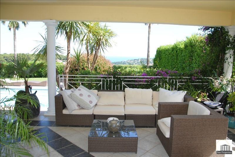 Vente de prestige maison / villa Le golfe juan 1780000€ - Photo 8