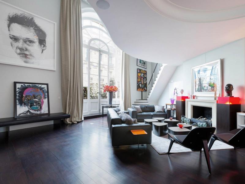 Vente de prestige maison / villa Paris 8ème 5750000€ - Photo 2