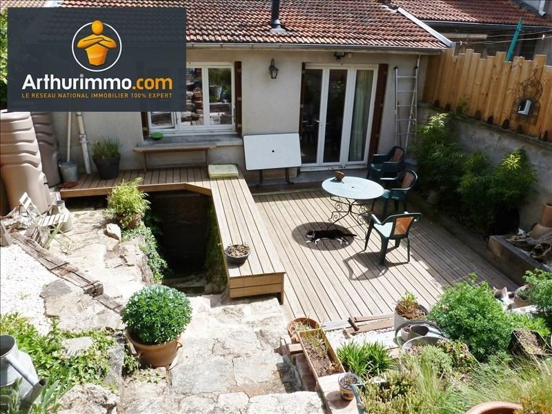Vente maison / villa St alban les eaux 140000€ - Photo 1