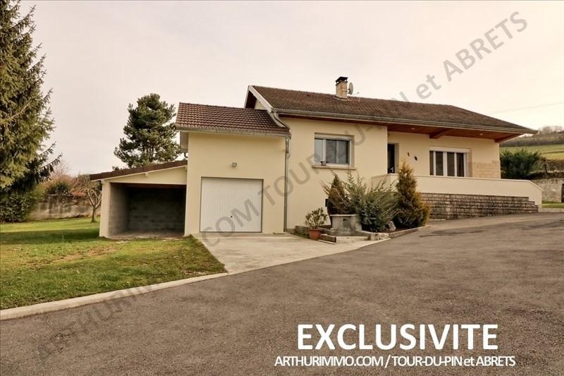 Vente maison / villa La tour du pin 222000€ - Photo 1