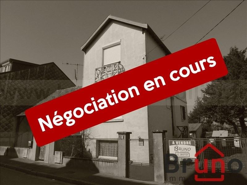 Revenda casa Le crotoy 85000€ - Fotografia 1